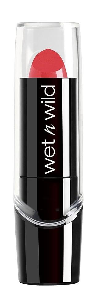 クレジット氏ホールドWET N WILD New Silk Finish Lipstick Hot Paris Pink (並行輸入品)