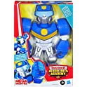 Playskool Heroes Mega Mighties Transformers Rescue Bots Chase