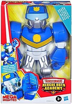 Playskool Heroes Mega Mighties Transformers Rescue Bots Chase
