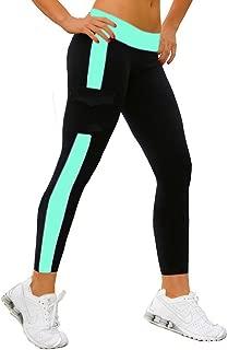 Women's Yoga Leggings Athletic Pants with Pocket