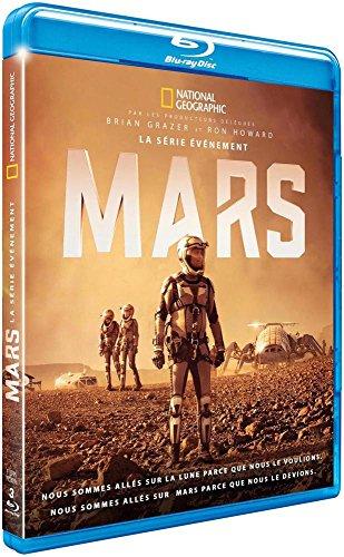 Mars-Saison 1 [Blu-Ray]