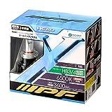 IPF ヘッドライト LED HB4 HB3 バルブ ハイビーム 6500K 351HLB