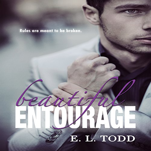 Beautiful Entourage audiobook cover art