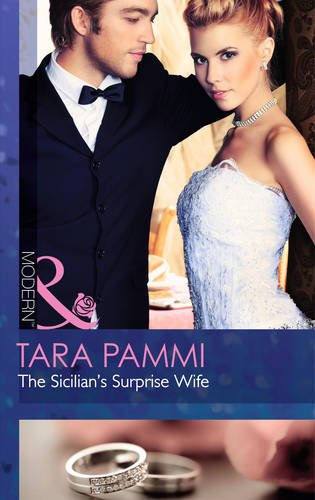 The Sicilian's Surprise Wife (Society Weddings, Book 3)