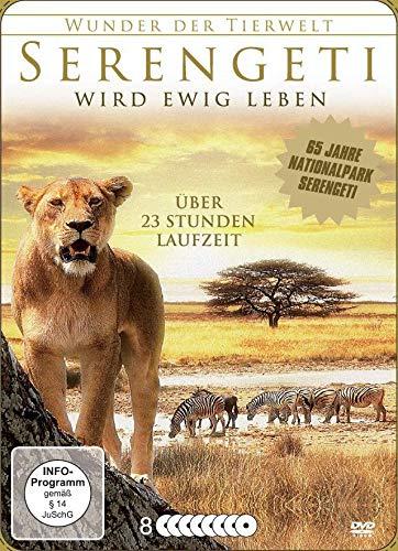 Serengeti wird ewig leben (Metallbox) [8 DVDs]