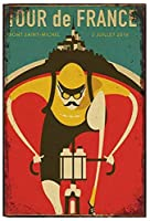 レトロサイン抽象ポスターヴィンテージウォールパブホームアート装飾キャンバス絵画アンティーク車の壁アートプリントポスター装飾壁の写真40x60cmフレームなし-Zy