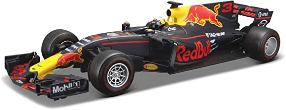 F-1 Red Bull Racing Tag Hauer Rb13 2017 1/32 Burago Azul