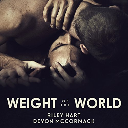 Weight of the World audiobook cover art
