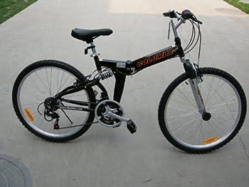 Columba Alloy Folding Bike Black Color 26 inch  RJ26A_BLK