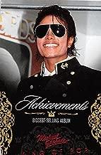 Michael Jackson trading card 2011 King of Pop #125 Achievements 1982 Best Selling Album Thriller