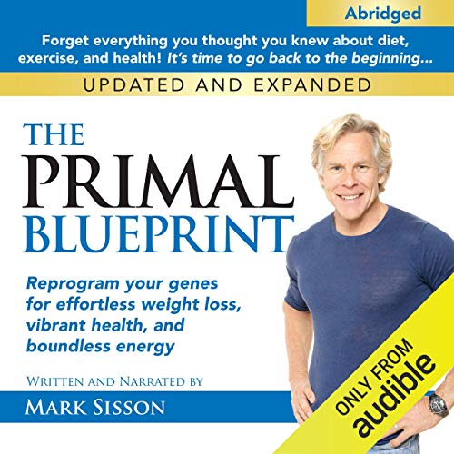 The Primal Blueprint cover art
