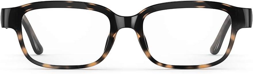 Echo Frames (2nd Gen) Smart glasses with open-ear audio and Alexa - Modern Tortoise