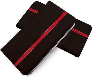 GRANBEAT DP-CMX1(B) ケース 手帳型 レッド 赤 朱色 おしゃれ グランビート オンキョー オンキョウ 手帳型ケース かっこいい dpcmx1 dp-cmx1 cmx1 ボーダー マルチストライプ
