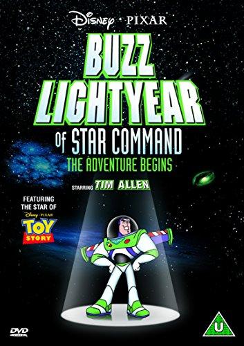 Buzz Lightyear Of Star Command - The Adventure Begins [Edizione: Regno Unito] [Edizione: Regno Unito]