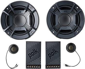 Polk Audio DB5252 DB+ Series 5.25  Component Speaker System with Marine Certification Black