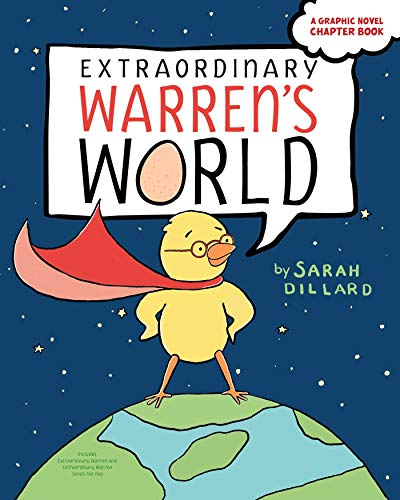 Extraordinary Warren's World: Extraordinary Warren; Extraordinary Warren Saves the Day