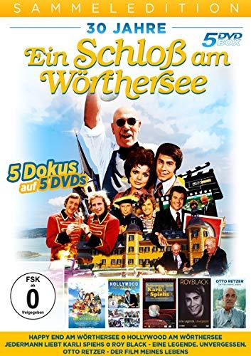 30 Jahre Ein Schloss am Wörthersee - 5 Dokus (5 DVDs)