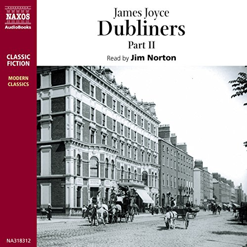 Dubliners, Volume 2 audiobook cover art