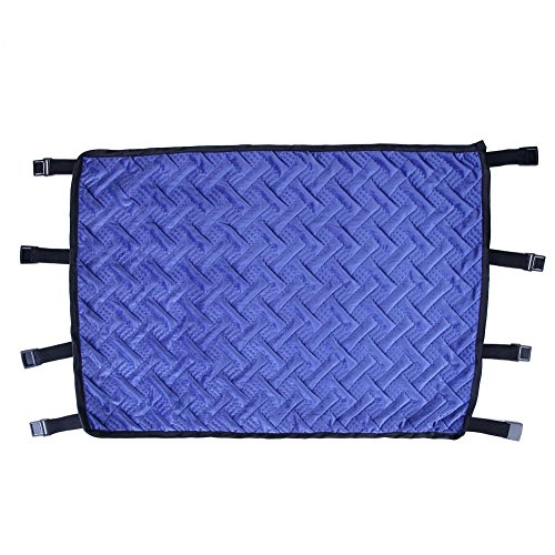 Domybest Intérieur Extérieur Jardin Maison Cuisine Bureau Canapé Chaise Siège Souple Coussin Pad(Bleu)