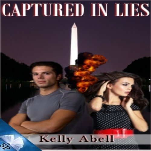 Captured in Lies audiobook cover art