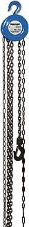 Silverline 633705 - Polipasto manual de cadena (1.000 kg/