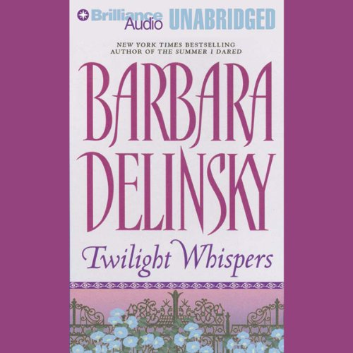 Twilight Whispers audiobook cover art