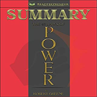 Summary: The 48 Laws of Power by Robert Greene audiobook cover art
