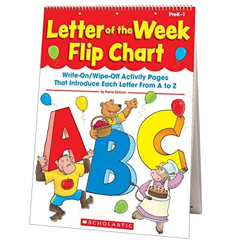 letters flip charts - 1
