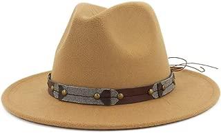 Woolen hat Personality, European and American Fashion, Versatile hat, Flat Jazz hat