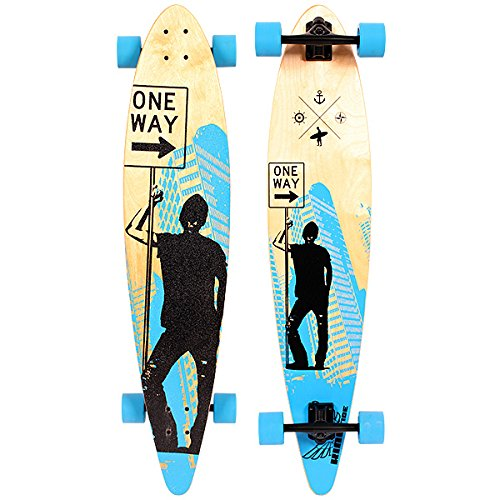 KINGTIDE Urban 42' Pintail Longboard