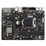 Tablero de reemplazo de computadora Placa Madre Original Fit Para Fit For MSI H81M Pro-VD FIT Para Fit For LGA 1150 DDR3 H81 Socket LGA 1150 I3 I5 I7 DDR3 16G SATA3 USB3.0 Micro-Atx Placa base de comp