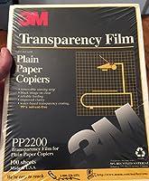 3M 商用オフィスサプライディブ 透明フィルム 取り外し可能なストライプ 8-1/2インチ x 11インチ ブラック クリア