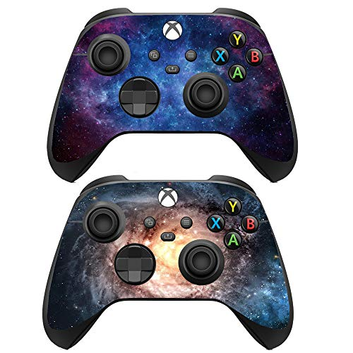 Whole Body Vinyl Sticker Decal Cover Skin for Xbox Series X/S Controller  2PCS Combination Combination 3
