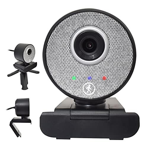 THANKO 自動追従機能付き高画質WEBカメラ IC-TWC21B