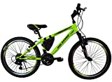 Ümit Bicicleta 24' XR-240, Juventud Unisex, Verde Pistacho, Mediano