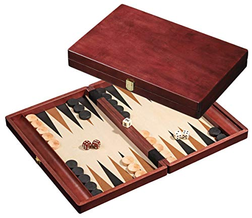 Philos Philos_1116 1116 - Backgammon Kos, medium, Kassette