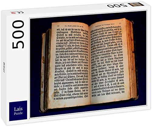 Lais puzzel Bijbel 500 stuks
