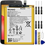 for Motorola Moto E5 Plus XT1924-7 (T-Mobile) Replacement Battery, Compatible with XT1924-4,E5 Supra XT1924-6,for SNN5989A Battery with Adhesive Tape Tool Repair Kit