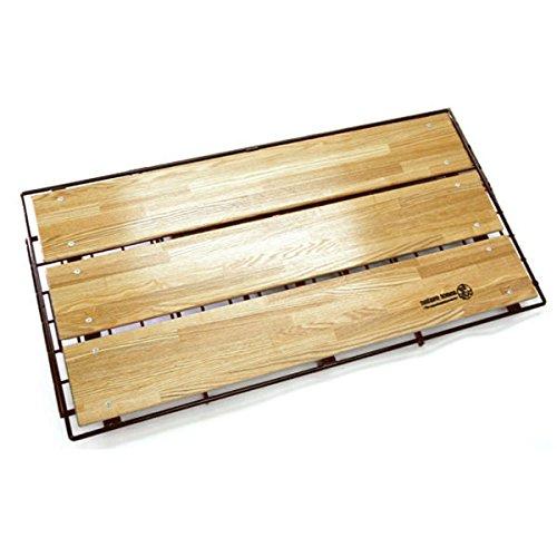 ネイチャートーンズ(NATURE TONES) テーブル The folding cafe table ダークブラウン CA-DB