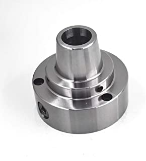 NEW 5C Collet Lathe Chuck Closer With Semi-finished Adp.2-1/4