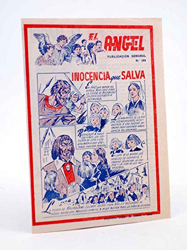 EL ÁNGEL. PUBLICACIÓN SEMANAL Nº 602. Barcelona. Oferta