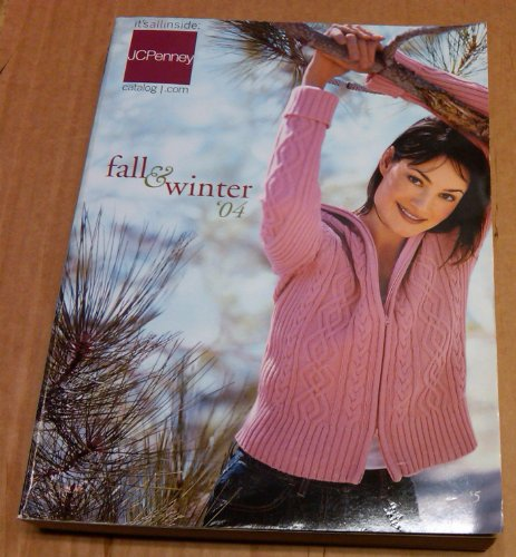 J C Penney Fall/Winter Catalog 2004