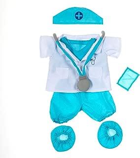 teddy bear doctor outfit