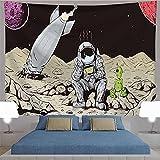 Mandala Feder Wandteppich Wandbehang Mode Dekoration Hippie Decke psychedelische Wandteppich Decke A5 100x150cm