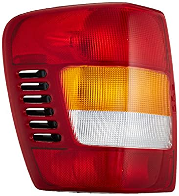 TYC Jeep Grand Cherokee Replacement Tail Lamp