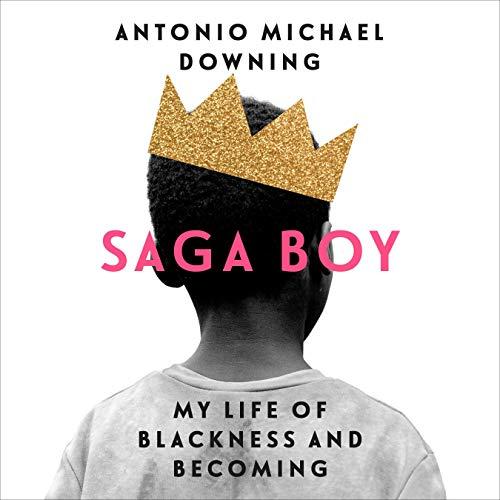 Page de couverture de Saga Boy