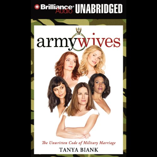 Army Wives audiobook cover art