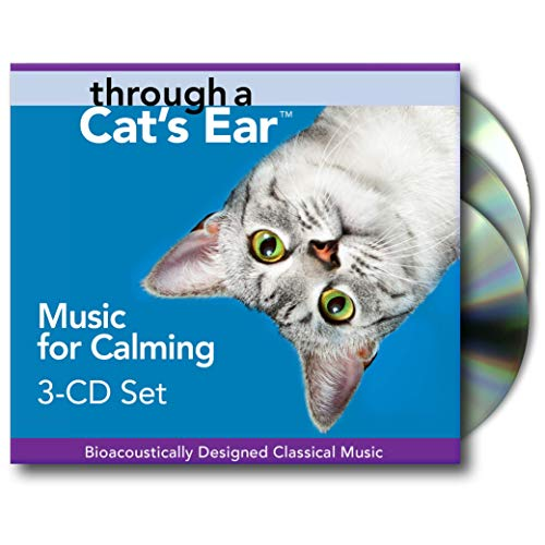 Through a Cat's Ear: 3-CD Set