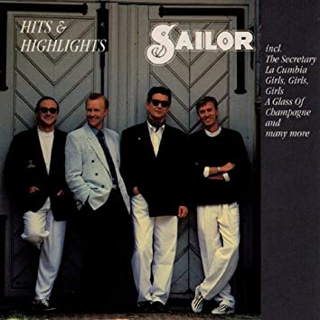 Sailor's Greatest Hits