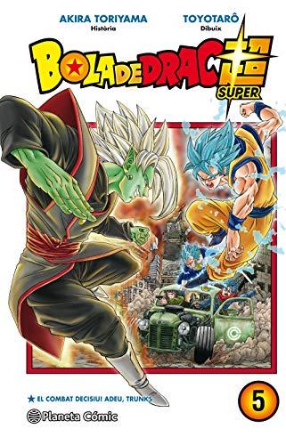 Bola de Drac Super nº 05 (Manga Shonen)